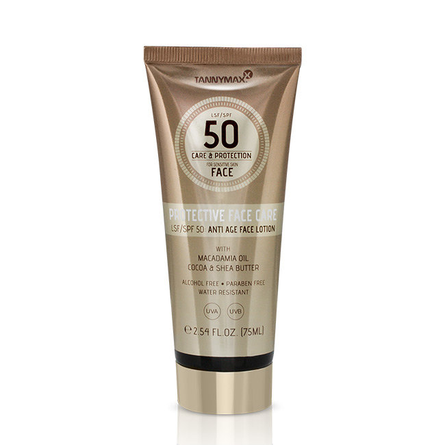 Protective Face Care SPF 50