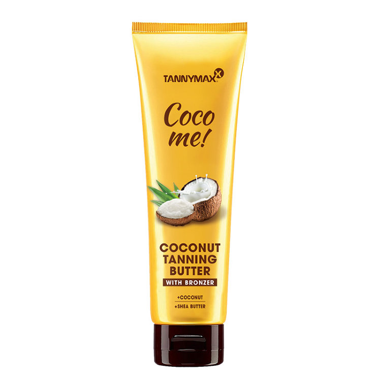 Coco me! with bronzer